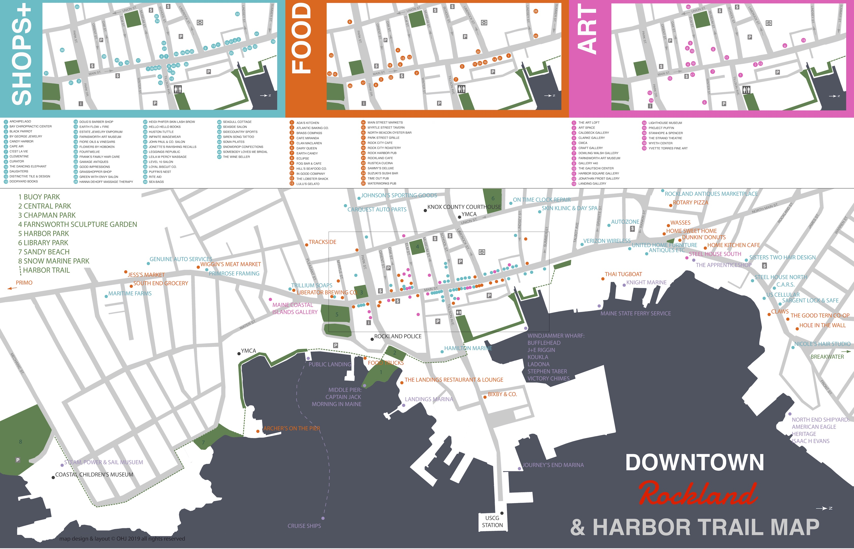 Walking Maps – The City of Rockland, Maine on i-290 map, tours on a map, quest map, transit map, biking map, tourist map, thinking map, walk map, sports map, bike map, shopping map, amtrak train map, fall color peak map, you are here map, bridge map, bus map, tv tower locations map, train ride map, beach map, port washington long island map,